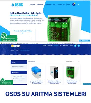 osds su aritma sistemleri - Osds Mini Su Fabrikası