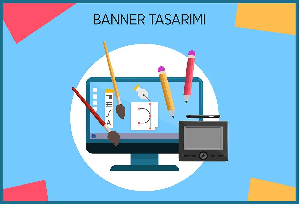 banner reklamlar - Grafik Tasarım Hizmeti
