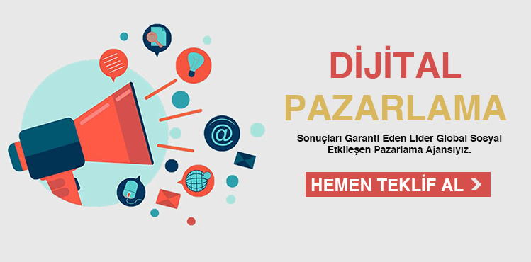 dijital pazarlama banner - İstanbul Dijital Pazarlama Ajansı
