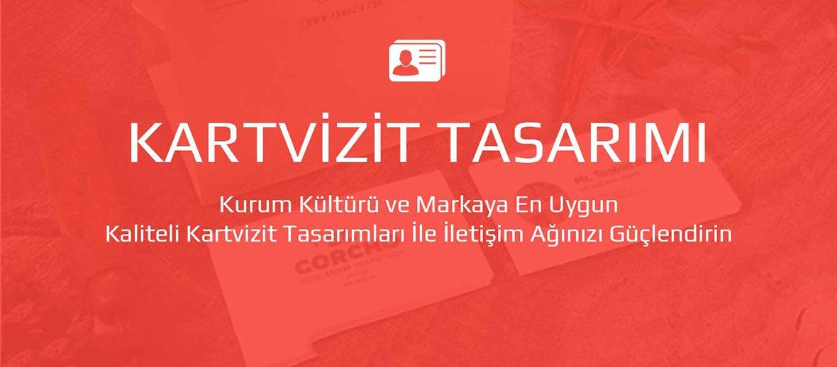 kartvizit tasarimi - Grafik Tasarım Hizmeti