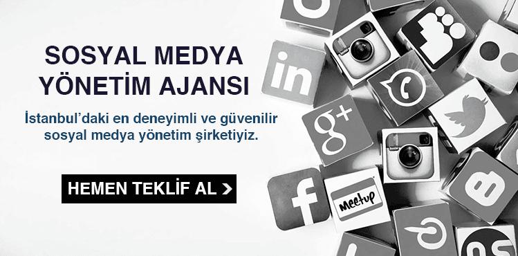 sosyal medya ajansii - İstanbul Dijital Pazarlama Ajansı