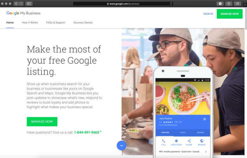 Google My Business - Google İşletme Yorumu Hizmeti
