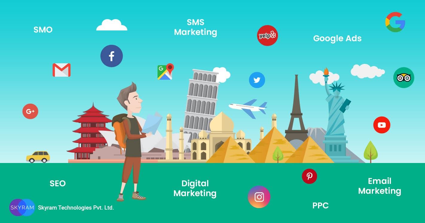 türkiyede turizm sektöründe dijital pazarlama 2 - Türkiye'de Turizm Sektöründe Dijital Pazarlama