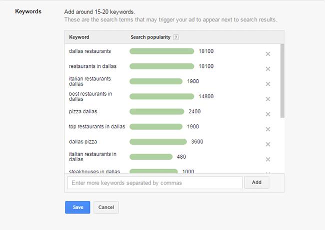 google ads 11 - Google'da Nasıl Reklam Verilir?