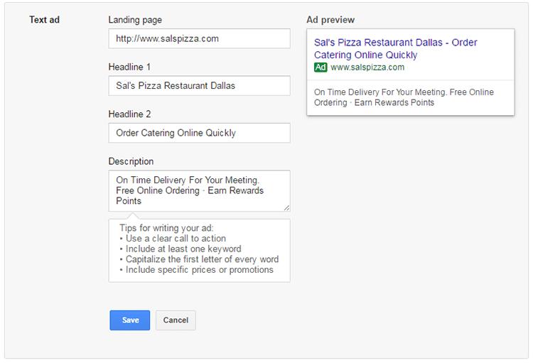 google ads 14 - Google'da Nasıl Reklam Verilir?