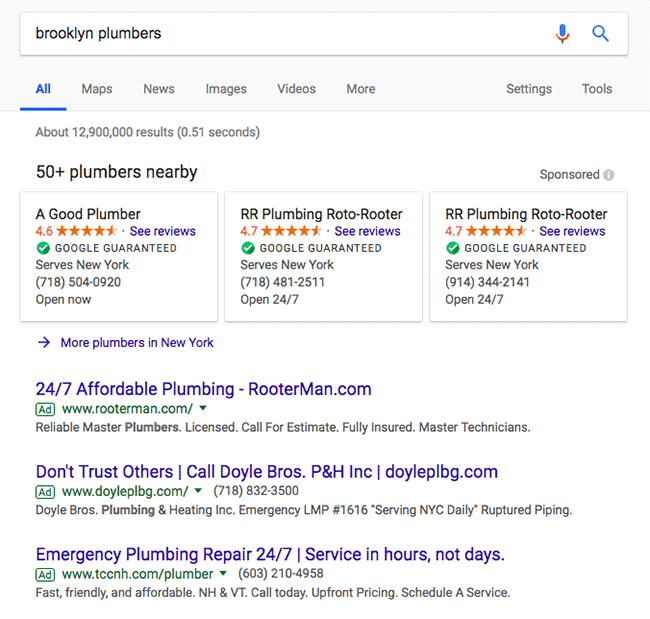 google ads 3 - Google'da Nasıl Reklam Verilir?