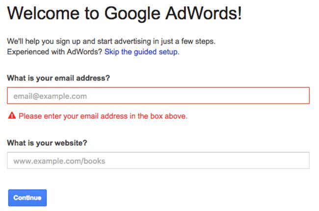 google ads 6 - Google'da Nasıl Reklam Verilir?