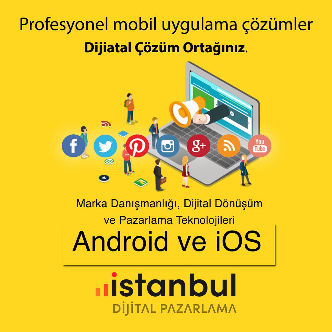 mobil uygulama gelistirme - Mobil Uygulama Geliştirme Firmaları