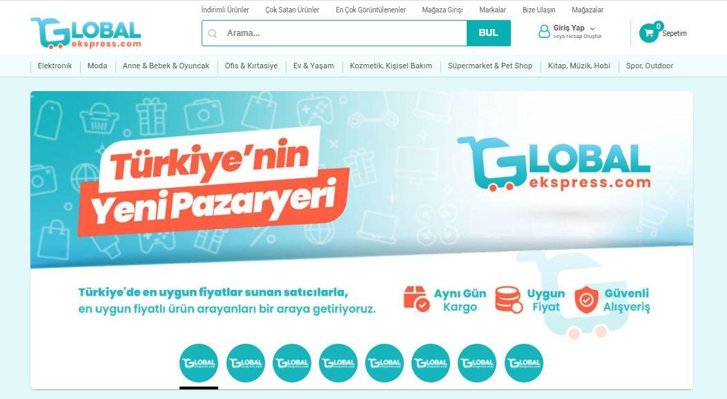 C2C PAZARYERI YAZILIMI - C2C Pazaryeri E-ticaret Yazılımı